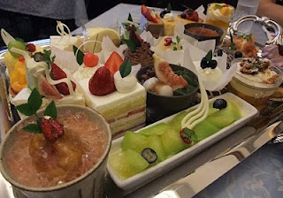 Gokan's cake in Osaka