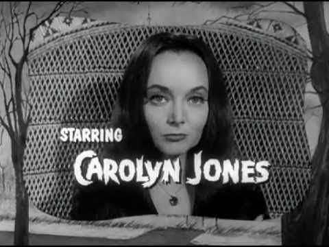 The Addams Family TV Show Opening 1964 - YouTube