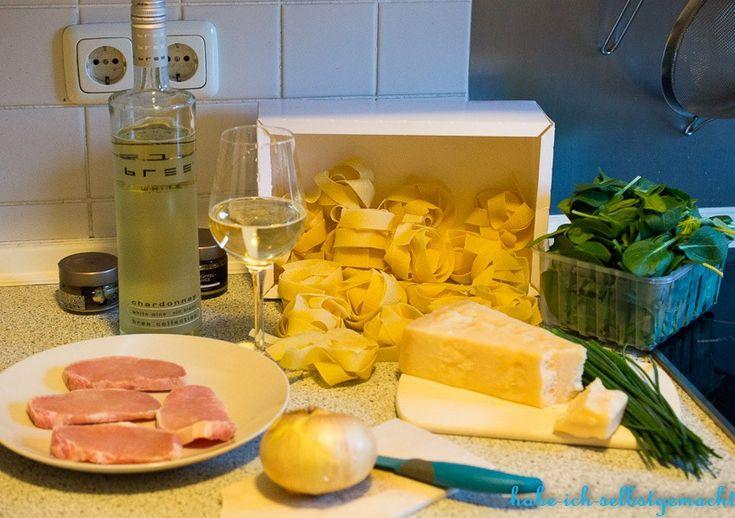[Anzeige] Design und Wein mit Bree Wine und Peter Mertes - ein kulinarisches Frühlingsgericht - Habe ich selbstgemacht