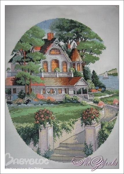 Мой милый Викторианский дом от пользователя «SneZhinkS» на Babyblog.ru