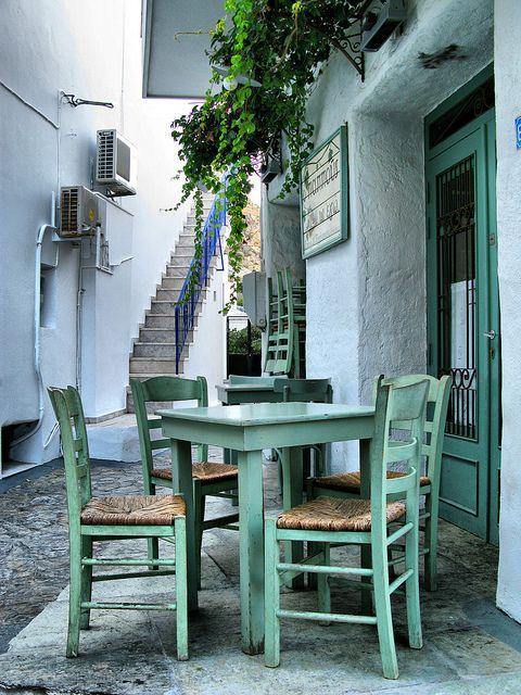 Skyros Greece July 2009, .