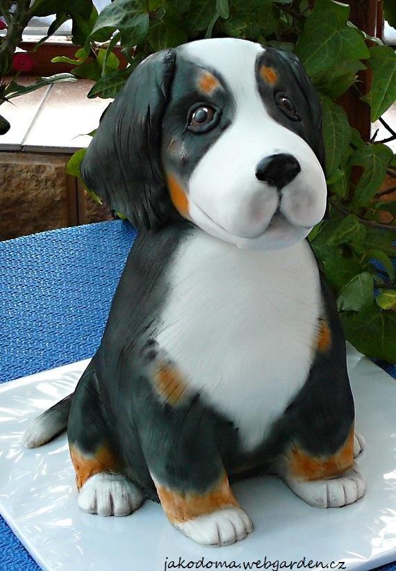 Puppy by Jana
