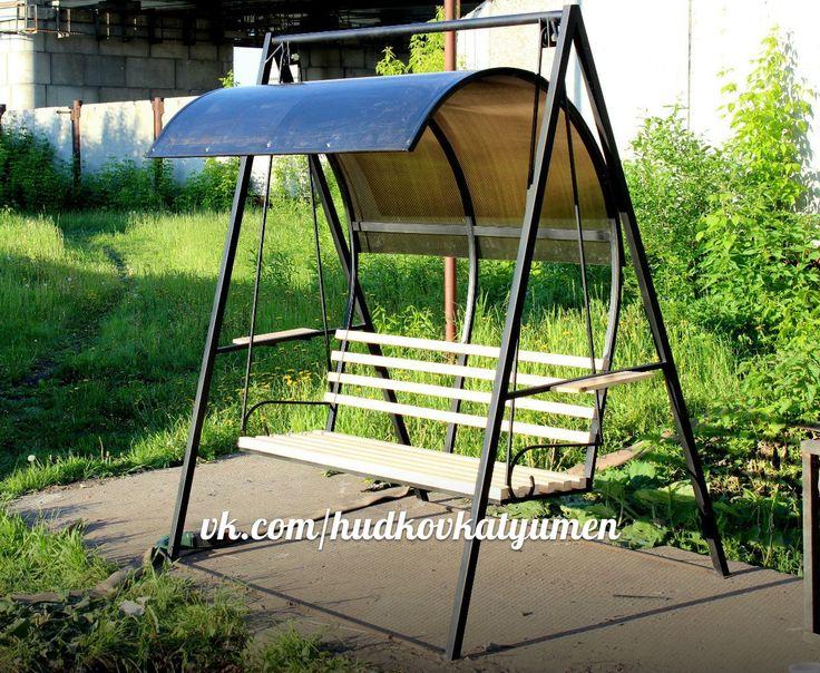 кованые садовые качели фото - Поиск в Google