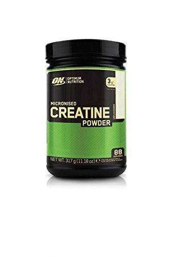 Optimum Nutrition - Creatine Monohydrate en Poudre - 315 g
