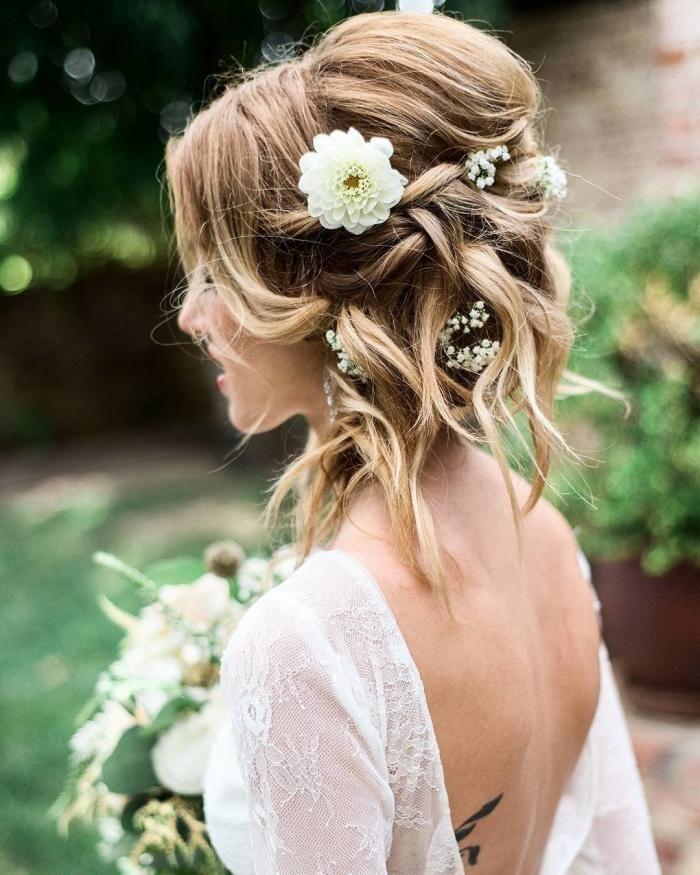 Hochzeitsfrisuren Fur Kurze Haare 50 Beste Fotos Frisuren