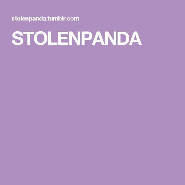 STOLENPANDA