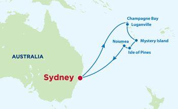 Celebrity Cruise Maps