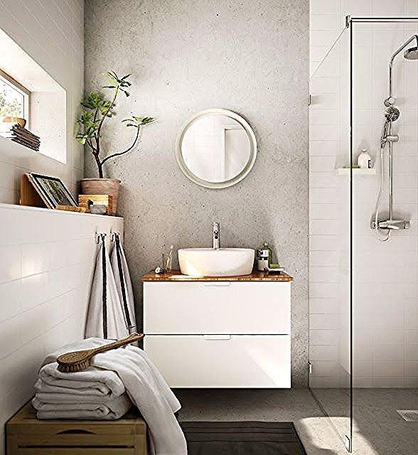 Ikea Katalog 2019 Badezimmer Einrichtungs Ideen In 2020 Mit Bildern Klassische Badmobel Badezimmer Design Badezimmer