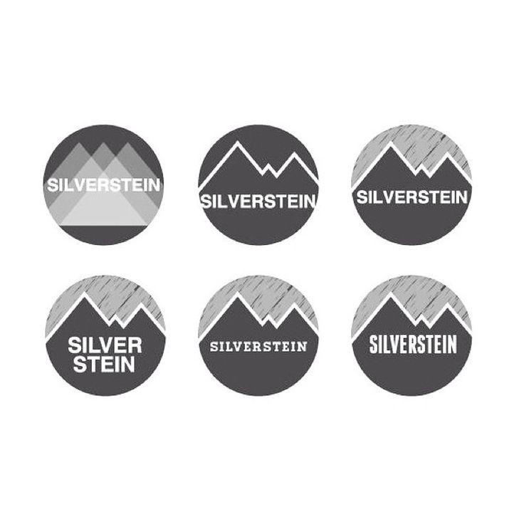 My graphic project, Silverstein logo design