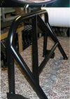 ADD Black Harness bar between rearward braces for an ACE bar.