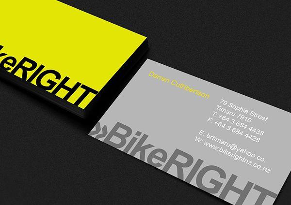Bike Right - rebrand