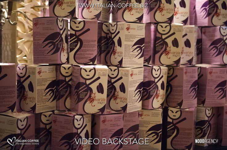 Video Backstage Italian Coffee www.italian-coffee.biz