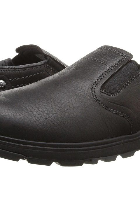 Merrell Brevard Moc (Black) Men's Slip on Shoes - Merrell, Brevard Moc, J49521-001, Footwear Closed Slip on Casual, Slip on Casual, Closed Footwear, Footwear, Shoes, Gift, - Street Fashion And Style Ideas
