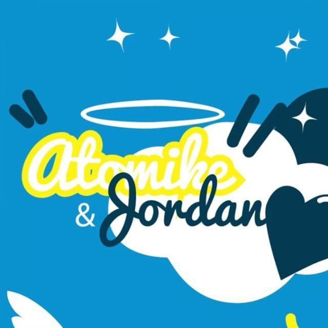 Découvrez l'univers d'@AtomikeStudio, graphiste nantais et Jordan, un de ses…
