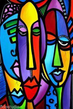 colorful art - Cerca con Google
