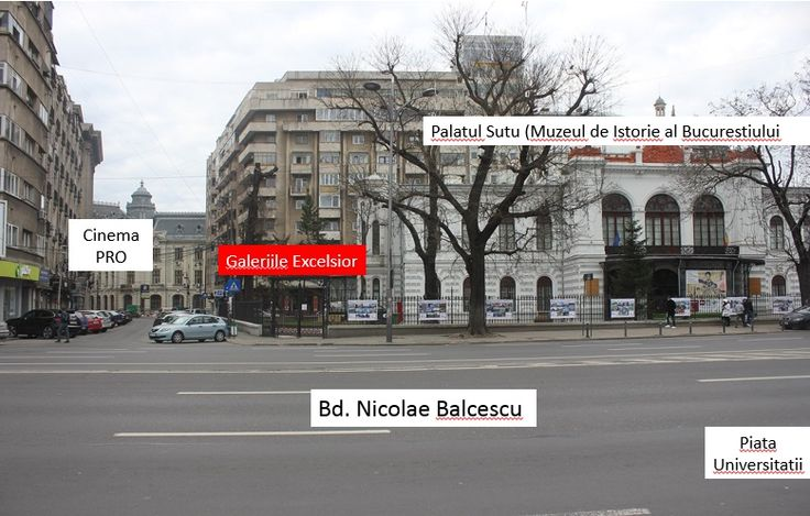 Strada Ion Ghica in București, București