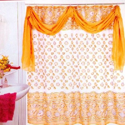 Fabric Shower Curtains - Bing Images**SOUTHBEACH SEASHELL SHOWER CURTAIN**