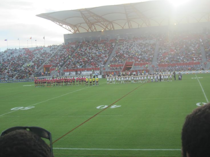 Penrith Panthers applaud PNG's National Football Stadium | One Papua New Guinea