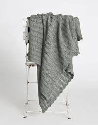 Hollie Knitted Throw - Get it at Sønderho Nordic Design