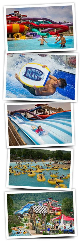 Things to do in Hot Springs, Arkansas  Magic Springs Water and Theme Park