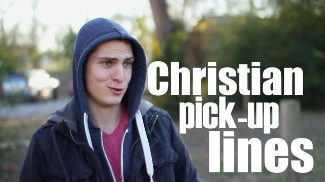 Christian Pick-Up Lines... Yes. Just yes.