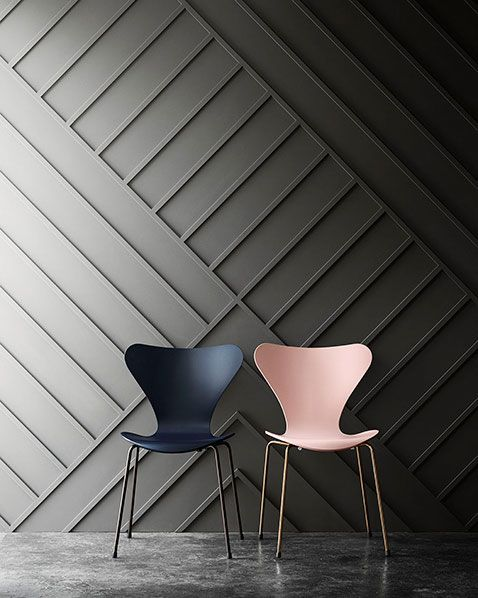 Fritz Hansen to Launch Jubilee Edition of Series 7 Chair - NordicDesign