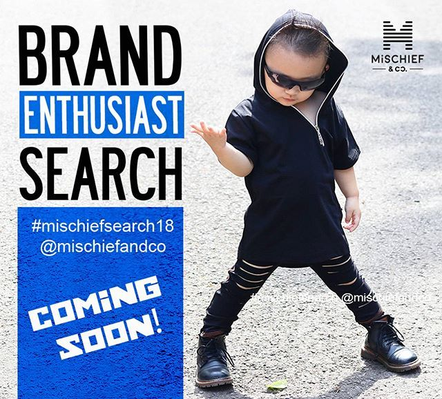 Get Ready!  Best time to join @mischiefandco and celebrate with us our second anniversary  Our Brand Enthusiast search starts soon!! Dont miss out > www.mischiefandco.com . . . #mischiefsearch18 #mischiefandco #brandenthusiast #brandenthusiasts #brandenthusiastaus #brandenthusiastsearch #brandrep #brandreppin #brandrepsunite #brandrepsau #kidsclothing #babymodel #kidsclothes #brandrepbaby #brandreppinlove #brandrepping #kidsmodels #kidsmodel #toddlerfashion #toddlermodel #aussiebrandreps…