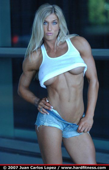 mae nude model Heather fitness french