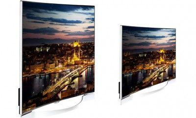 Türkiye'nin Yerli Üretim İlk Kavisli TV'si Vestel'den Geldi... Vestel 4K 3D Kavisli LED TV'si ile bu toprakların renklerini evinize getiriyor…