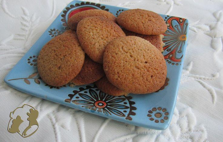 Galletas con harina de alubias