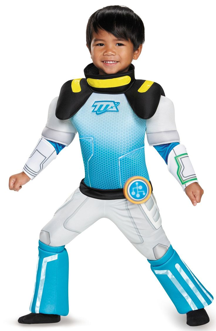 boys miles from tomorrowland deluxe costume - Disney Jr Halloween Costumes