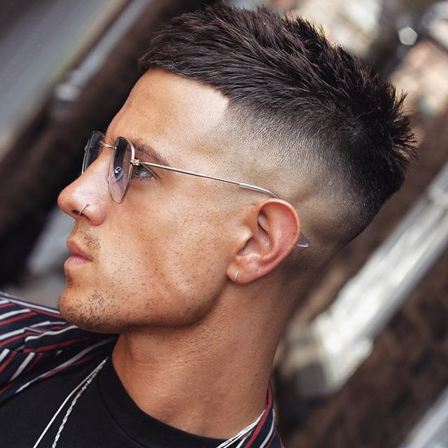 Pin On Fade Haircut