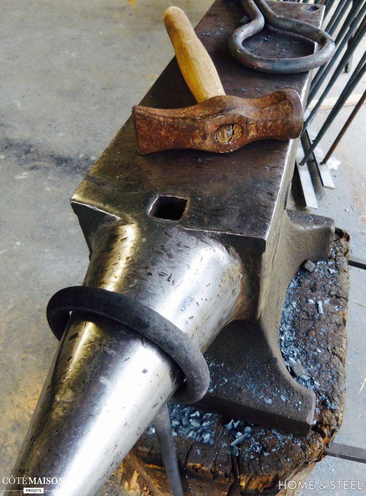 10 best fer forgé images on Pinterest Wrought iron, Blacksmithing
