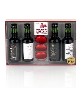 Port Selection - 10 from Marks and Spencer