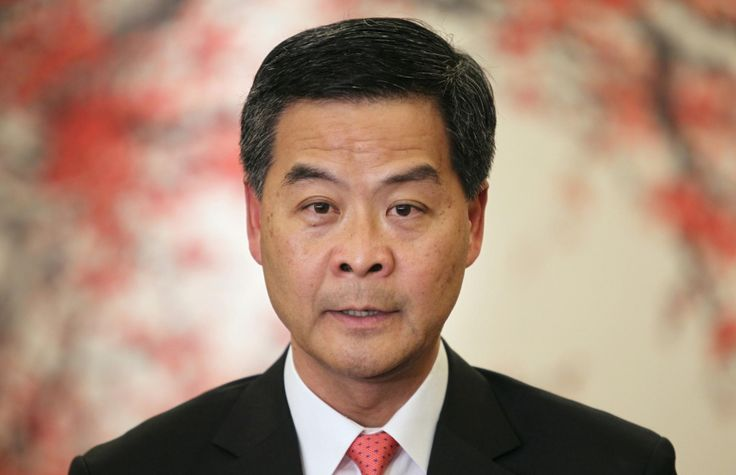 Hong Kong protests: CY Leung urges Occupy Central protesters to stop campaign