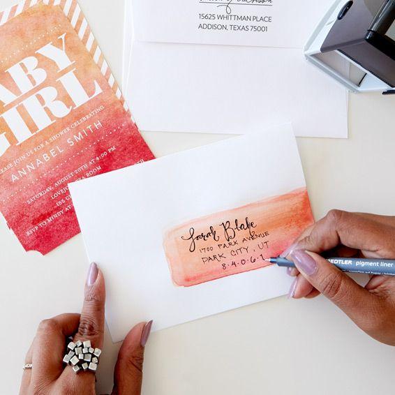 Best 25+ Envelope Addressing Etiquette Ideas On Pinterest