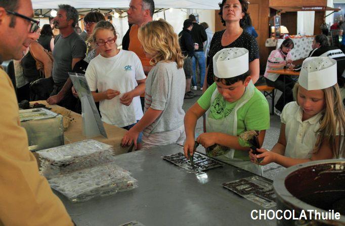 Laboratorio Baby a CHOCOLAThuile