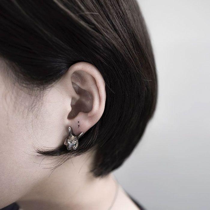 Για να Παίρνετε Ιδέες: 21 Υπέροχα Μικροσκοπικά Τατουάζ που σίγουρα θα Λατρέψετε!