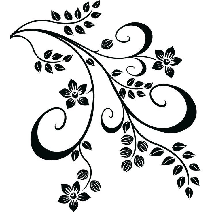 Meer dan 1000 idee n over bloemen tekening op pinterest tekeningen schilderijen en schets - Kleur schilderij slaapkamer volwassenen ...