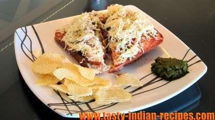 Bombay Sandwich Recipe - How to make Bombay Sandwich