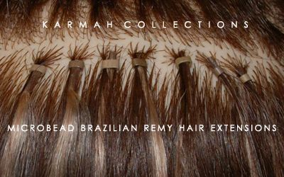 Hair Extensions Melbourne - karmah collections microbead hair extensions. microbeads are lightweight, flawless, seamless,safest methods and discrete hair extensions. we offer our mobile hair extension salon service for melbourne, victoria. get the longer thicker hair you've wanted now. t: 0449 077 158