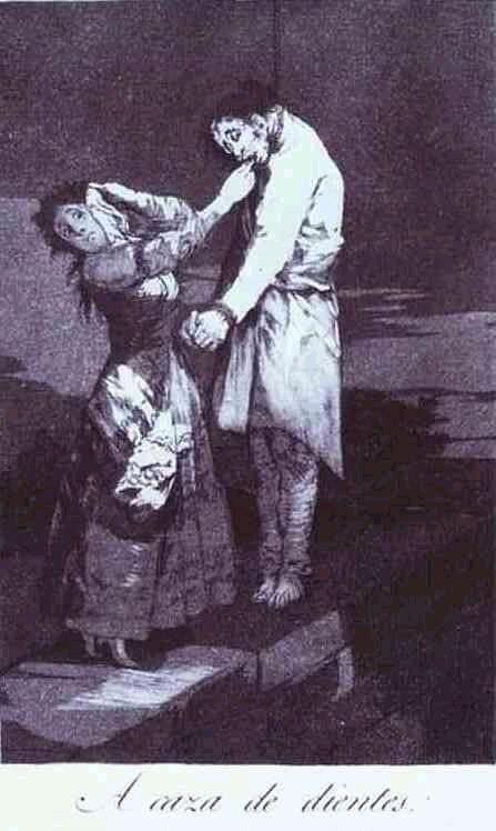 Francisco Goya, Caprichos I