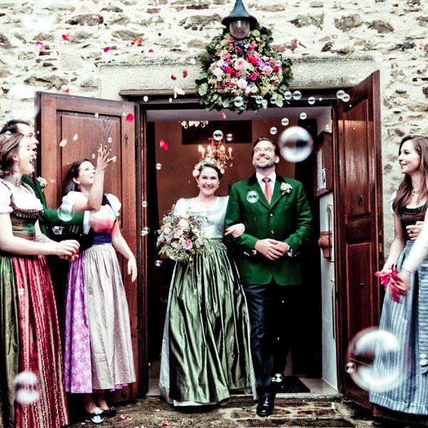 Hochzeitsbilder von Nini und Andreas
