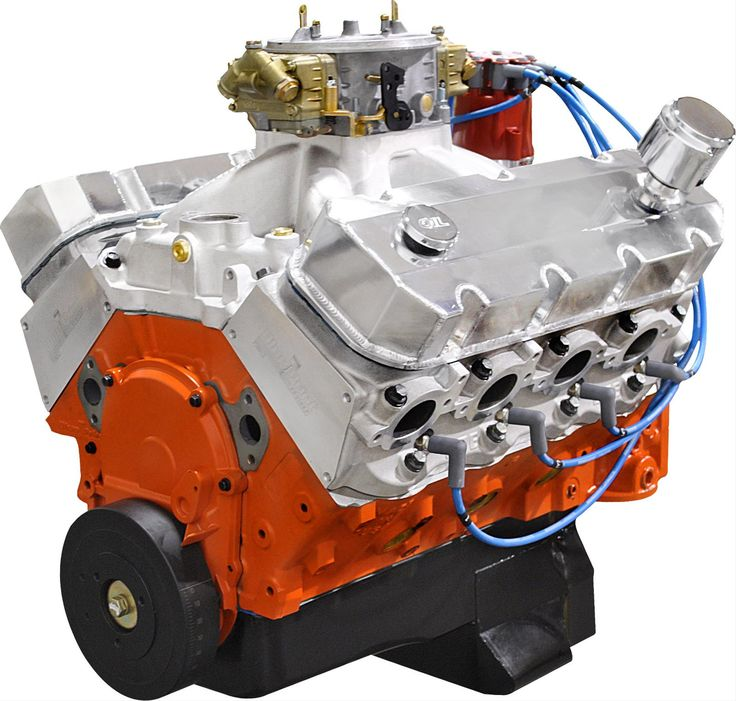 Find BluePrint Engines Pro Series Chevy 632 C.I.D. 815HP Dressed Crate Engines PS6320CTC and get Free Shipping on Orders Over $99 at Summit Racing!  Are you kidding me? With power, performance, and quality, all crammed into one amazing package, the BluePrint Pro Series Chevy 632 c.i.d. dressed crate engines have it all! You had better take a firm grip, because these beauties run with 815 hp! BluePrint Pro Series Chevy 632 c.i.d. dressed crate engines feature a 30-month/50,000-mile warran...