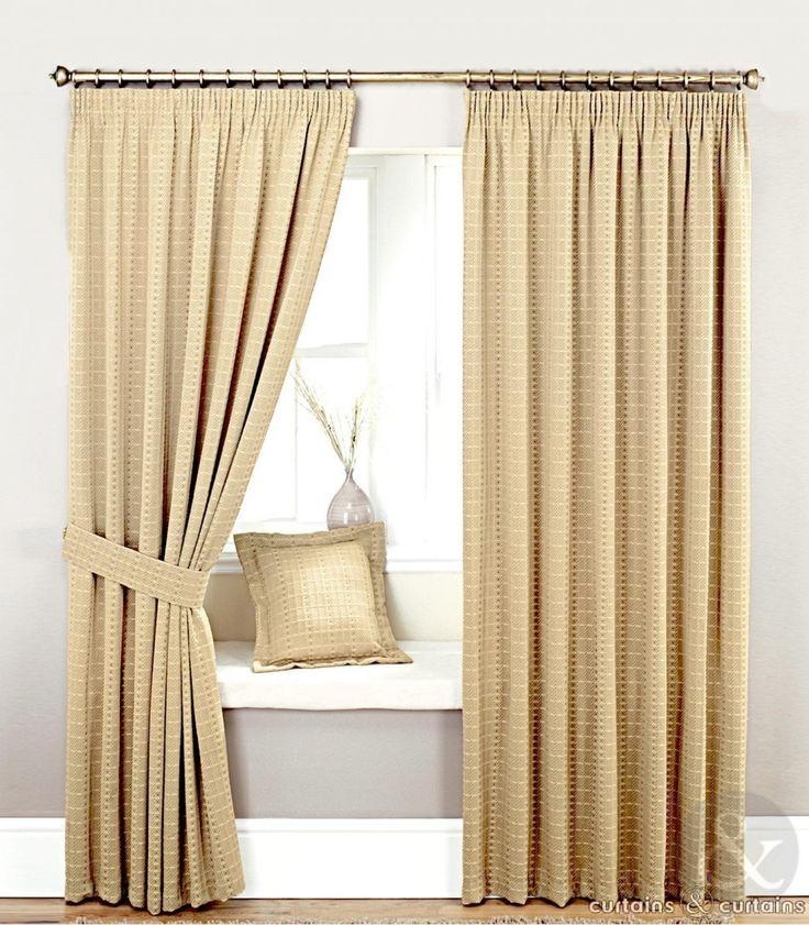 Modern Bedroom Window Curtains best 25+ cream curtains ideas on pinterest | curtain styles, teal