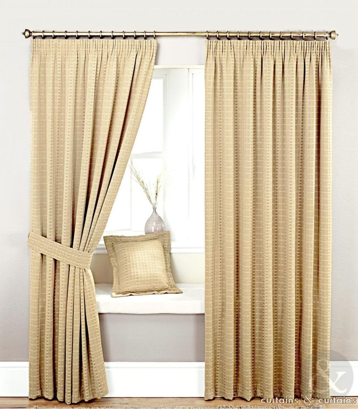 17 Best Ideas About Cream Curtains On Pinterest Dining