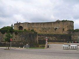 Château fort de Sedan in de Noord-Franse stad Sedan in het departement Ardennes in de regio Champagne-Ardennen is een van de grootste middeleeuwse kastelen van Europa met een oppervlakte van 35.000m2op 7 niveaus. Het is het enige overblijfsel van de voormalige fortificaties in en rond de stad. In 1870 (de nederlaag in de Frans-Duitse Oorlog) werden de meeste verdedigingswerken vernietigd, behalve het kasteel.