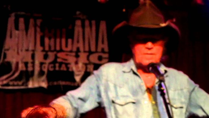 Billy Joe Shaver ~ The Git Go (Mercy Lounge, Nashville, Tennessee, 13 Sep 2012)