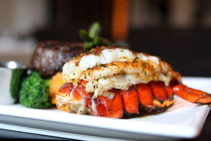 Kobe Steak and Lobster