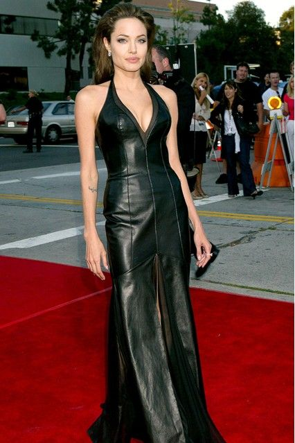 We chart the fashion transformation and style choices of Angelina Jolie